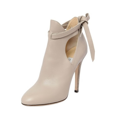 Jimmy Choo Nude Ankle boots