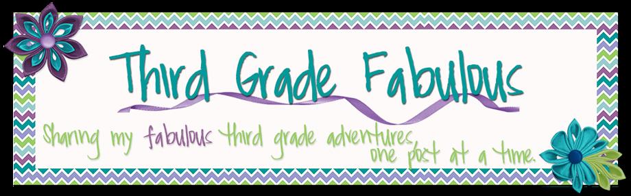 Third Grade Fabulous