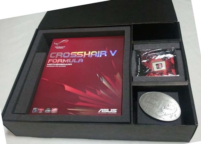 AMD FX-8150 Bulldozer - ASUS Crossair V