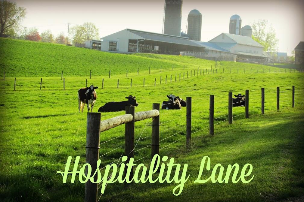 Hospitality Lane