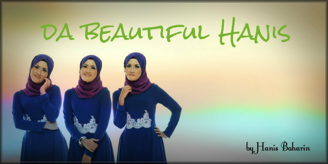 dA bEAUTIFUL hANIS