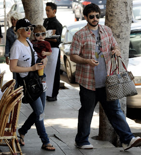 Christina, Max and Jordan.