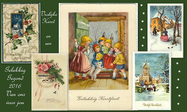 Van ons voor jou kerstwens
