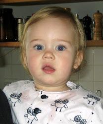 Frida 1 år 3 måneder