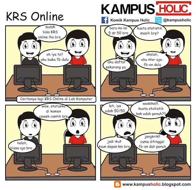 #047 KRS Online mahasiswa