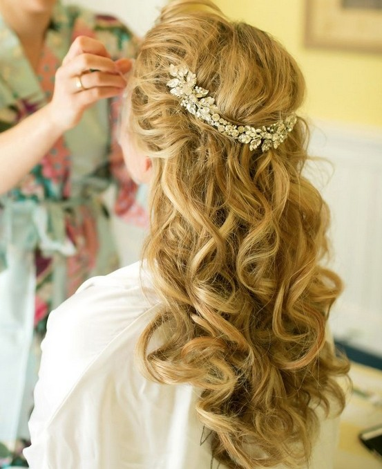 Exclusive Wedding Hairstyles For Women 2015