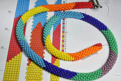 Bead Crochet Rope Pattern | All For Crochet