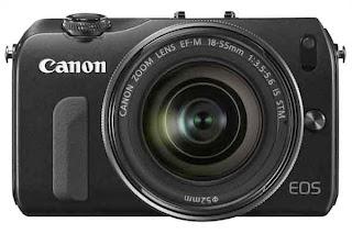 Canon EOS M 18.0 MP Fotocamera Digitale