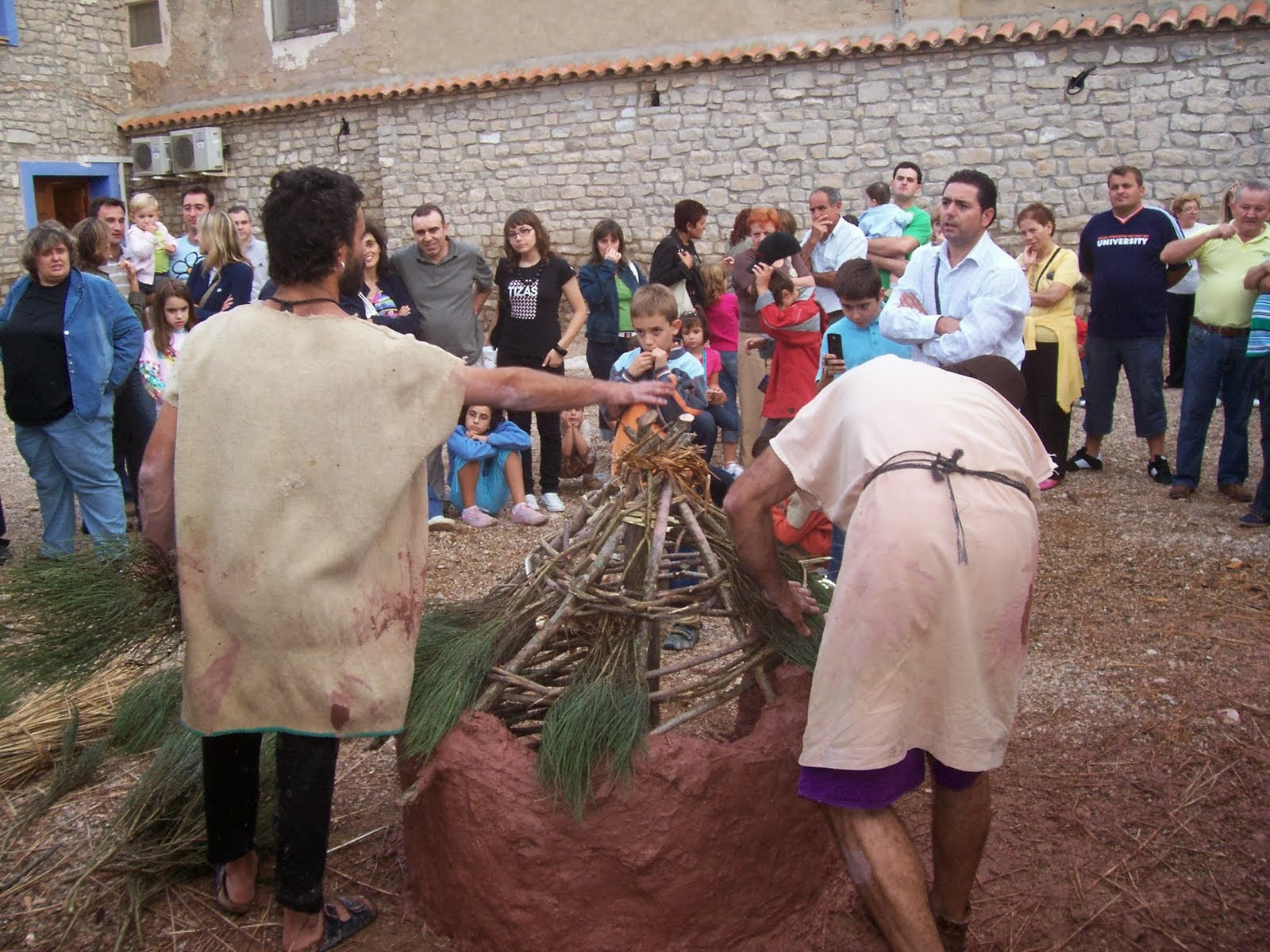 ESCUELA DE ARQUEOLOGIA, SCHOOL OF ARCHAEOLOGY