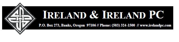 Ireland & Ireland, PC