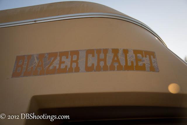 Chevy Blazer Chalet