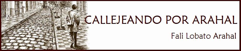 CALLEJEANDO POR ARAHAL
