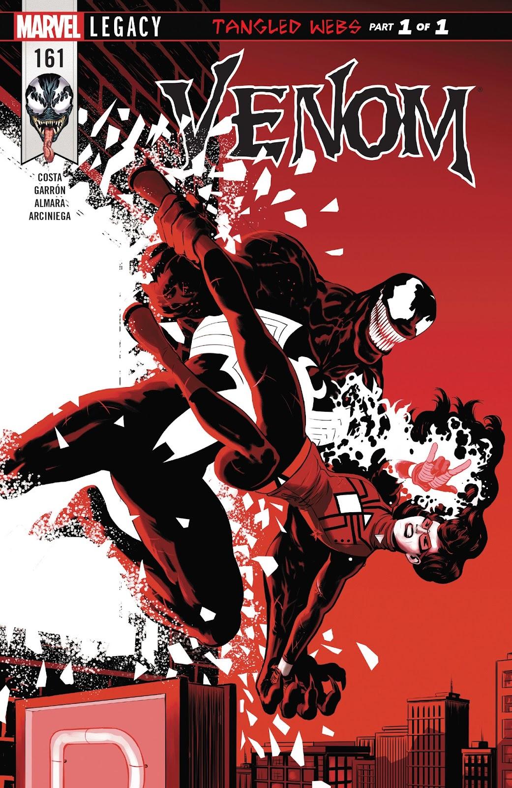Venom (2016-) 161 Page 1