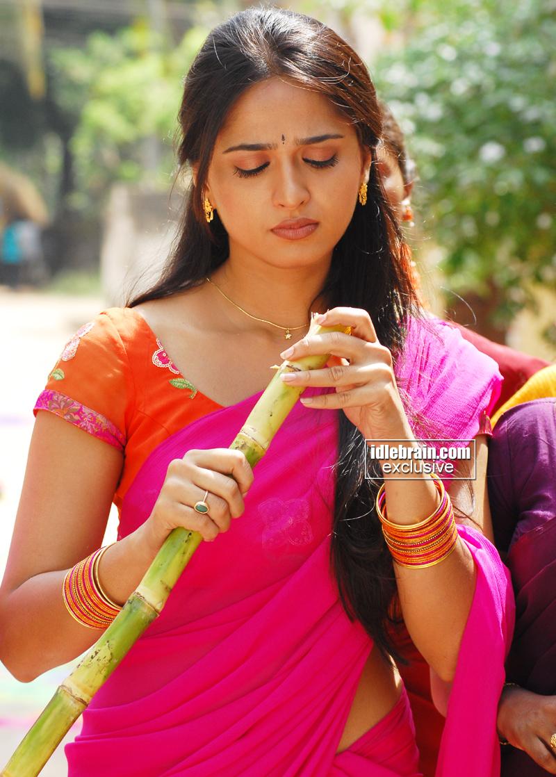 Anushka Shetty fan anus