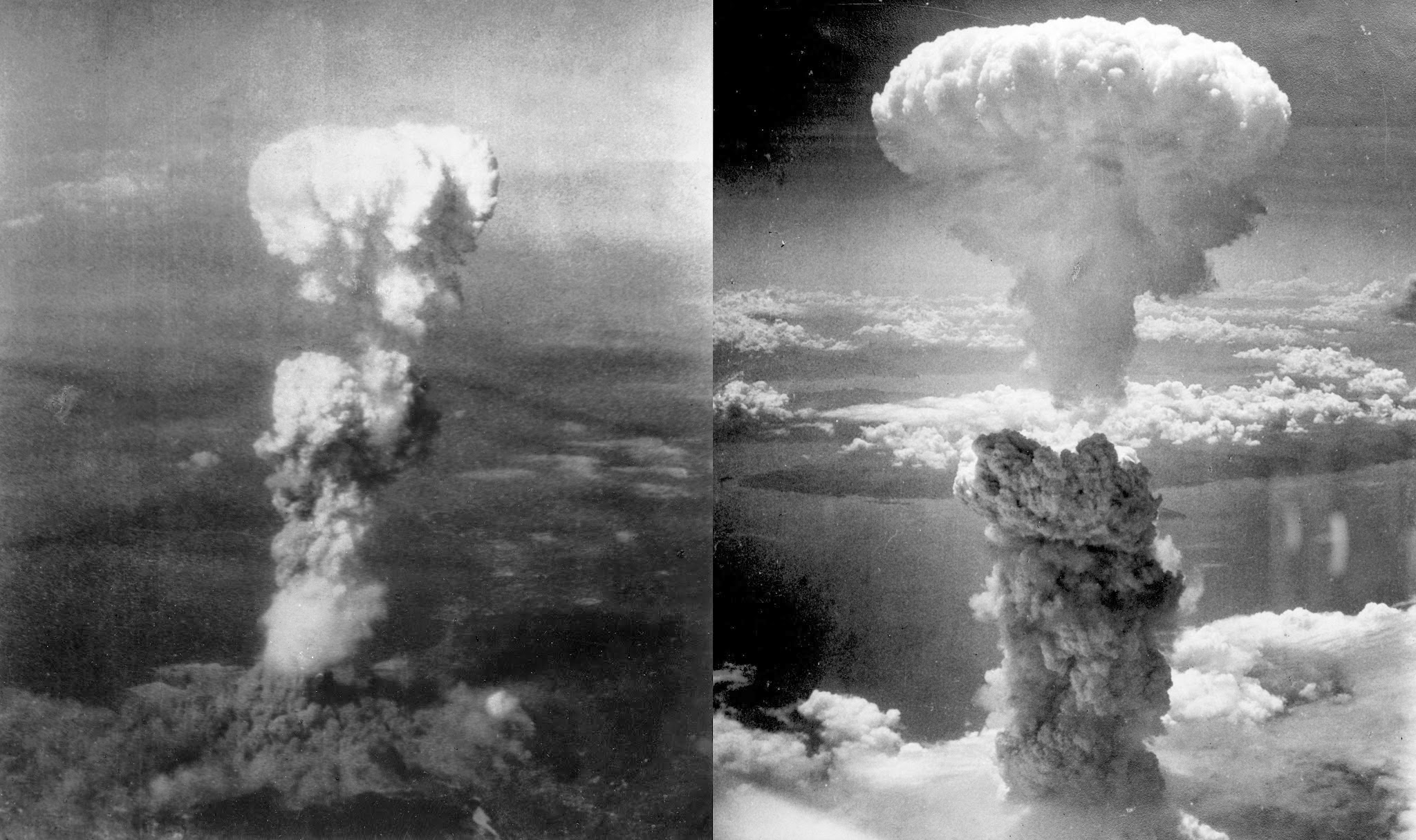 """should the us bombed japan In a section of the article titled """"a propaganda front,"""" the times article reports on japan's efforts, after the aug 6 bombing of hiroshima, to influence public."""