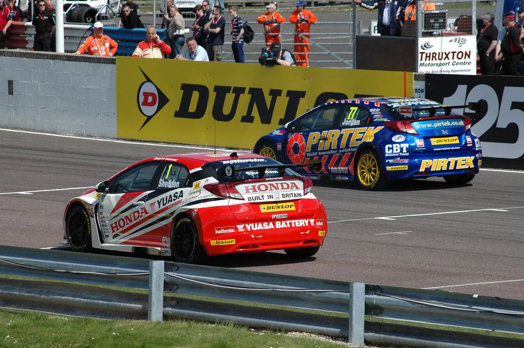Honda Civic, dziewiąta generacja, sport, wyścigi, zwycięska, BTCC 2013, nowy, napęd na przód, FWD, K20, VTEC