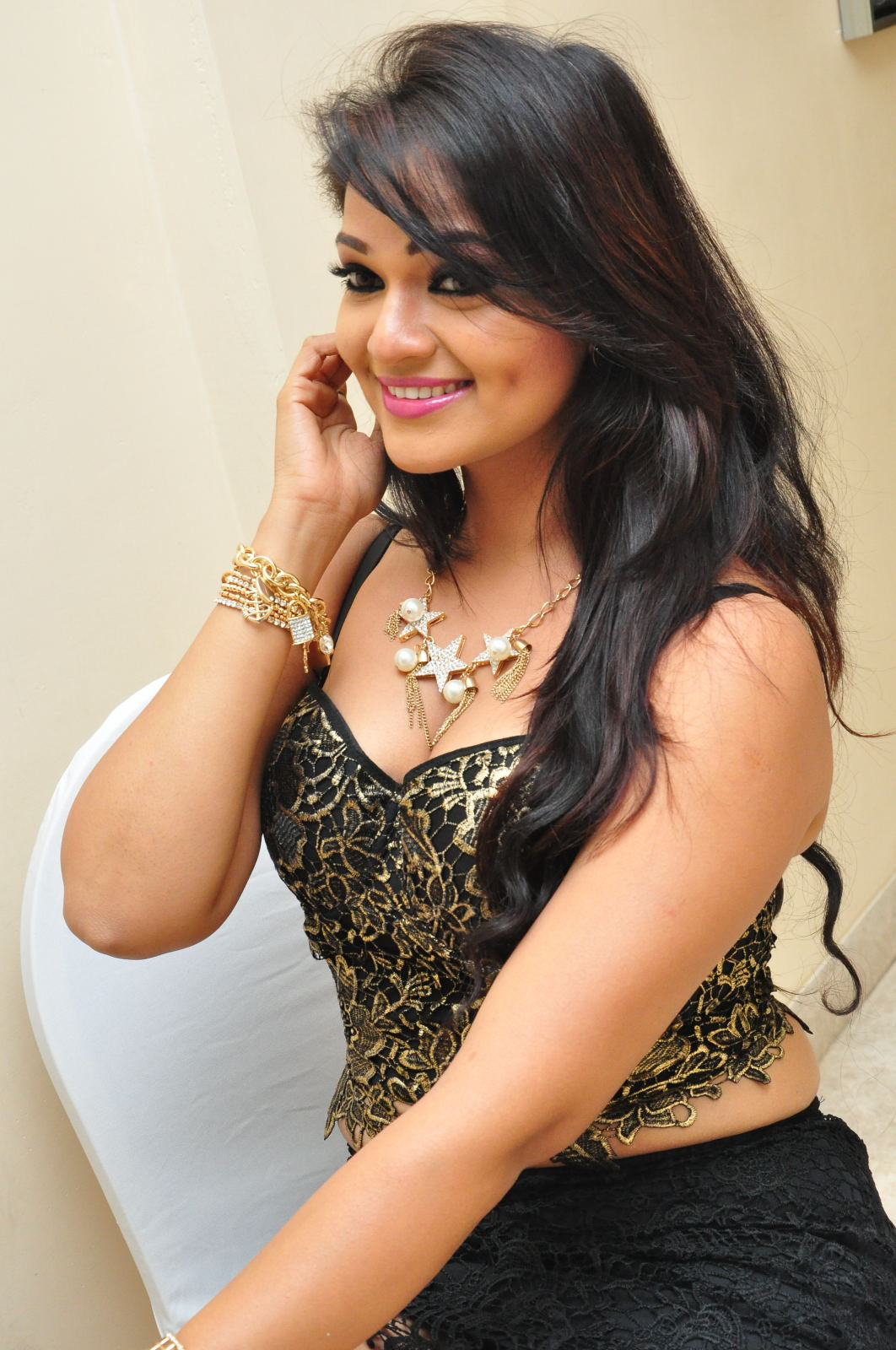 Aswini sizzling at hora hori audio-HQ-Photo-10