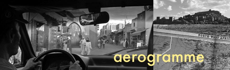 aerogramme