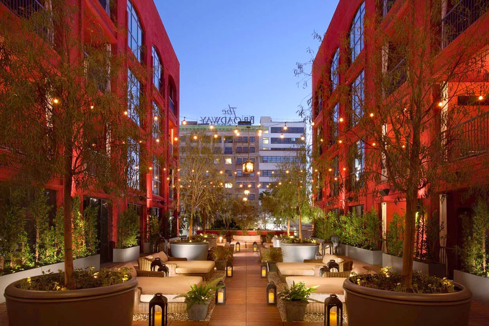 Hollywood (California) - The Redbury @ Hollywood and Vine 4* - Hotel da Sogno