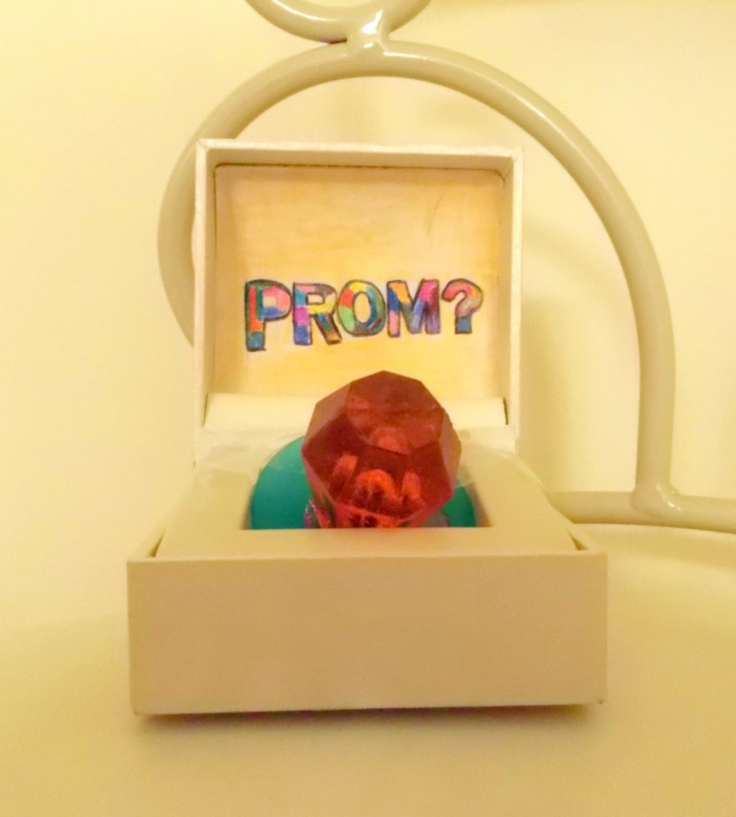 Asking To Prom Pinterest asking Her to be his prom