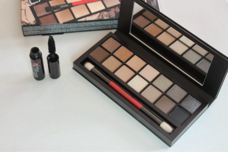 Smashbox Full Exposure Eyeshadow Palette