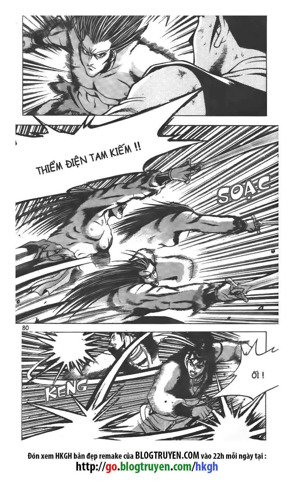 Hiệp Khách Giang Hồ chap 210 Trang 25 - Mangak.info