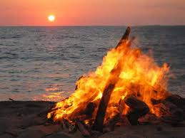 BONFIRES in Summer Solstice