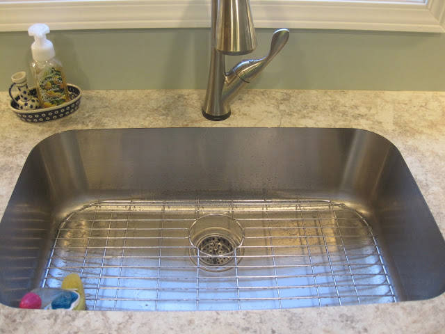 Building on Love: Karran undermount sink