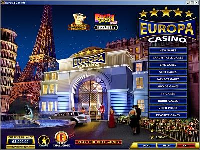 Europa casino gratis maquinas