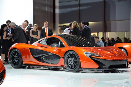 McLaren-P1