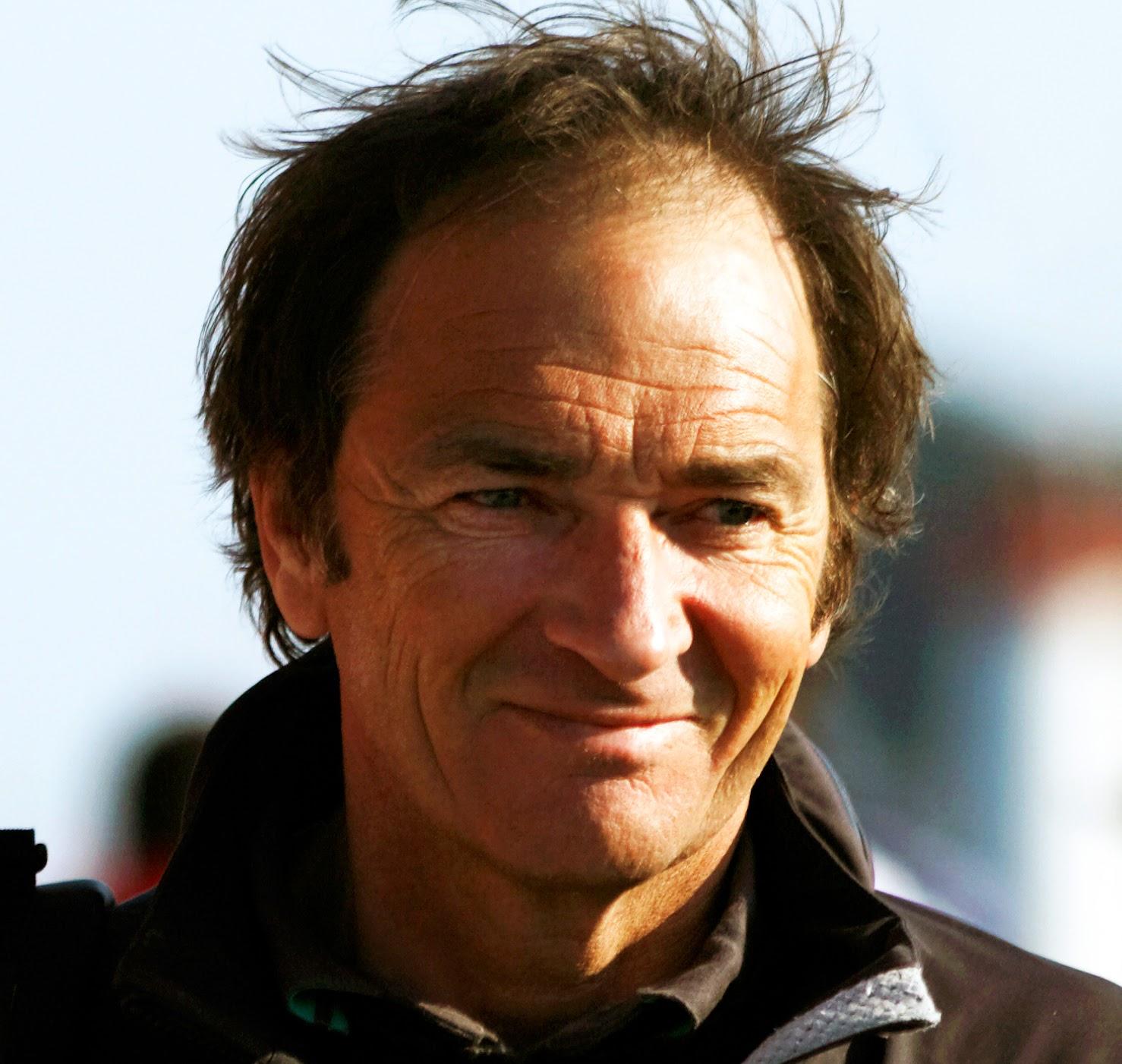 Bertrand de Broc sera sur la Route du Rhum 2014.