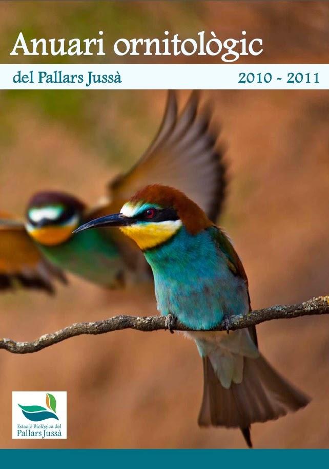 Anuaris ornitològics del Pallars Jussà