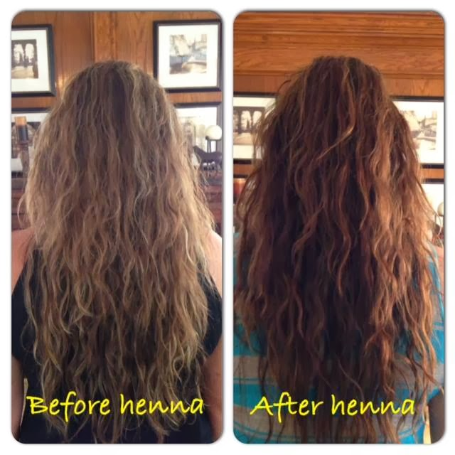 Butterflies Peace Paleo My Henna Hair Color Experience