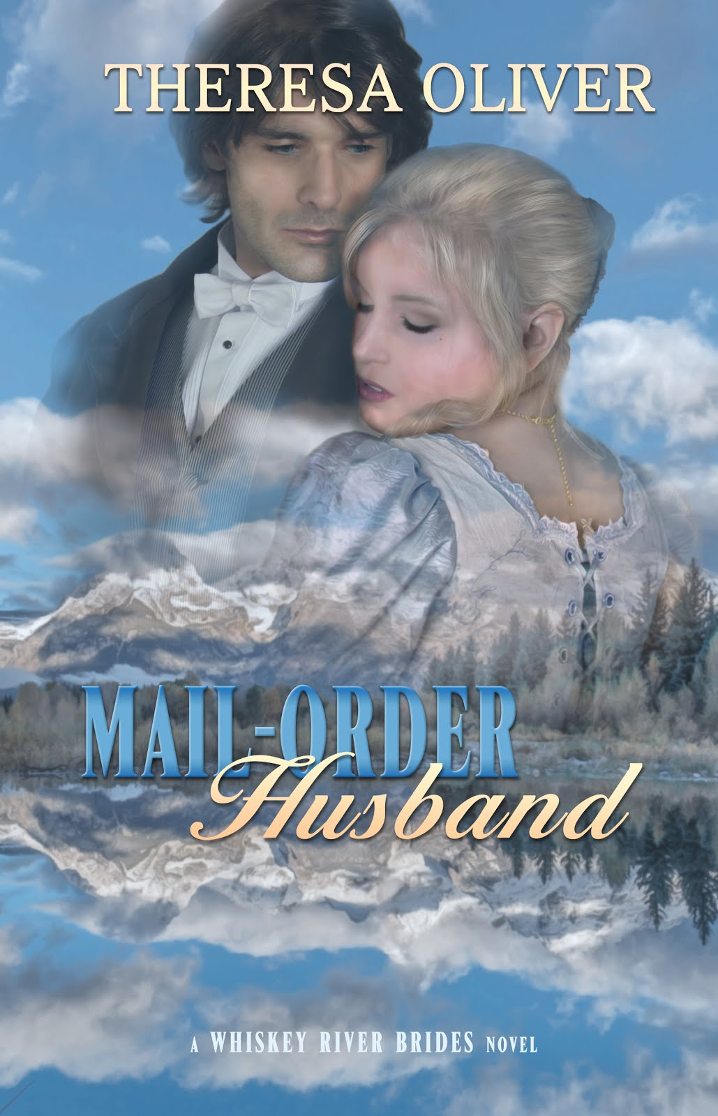 Mail-Order Husband (Whiskey River Brides, #2) Amazon Pre-Order