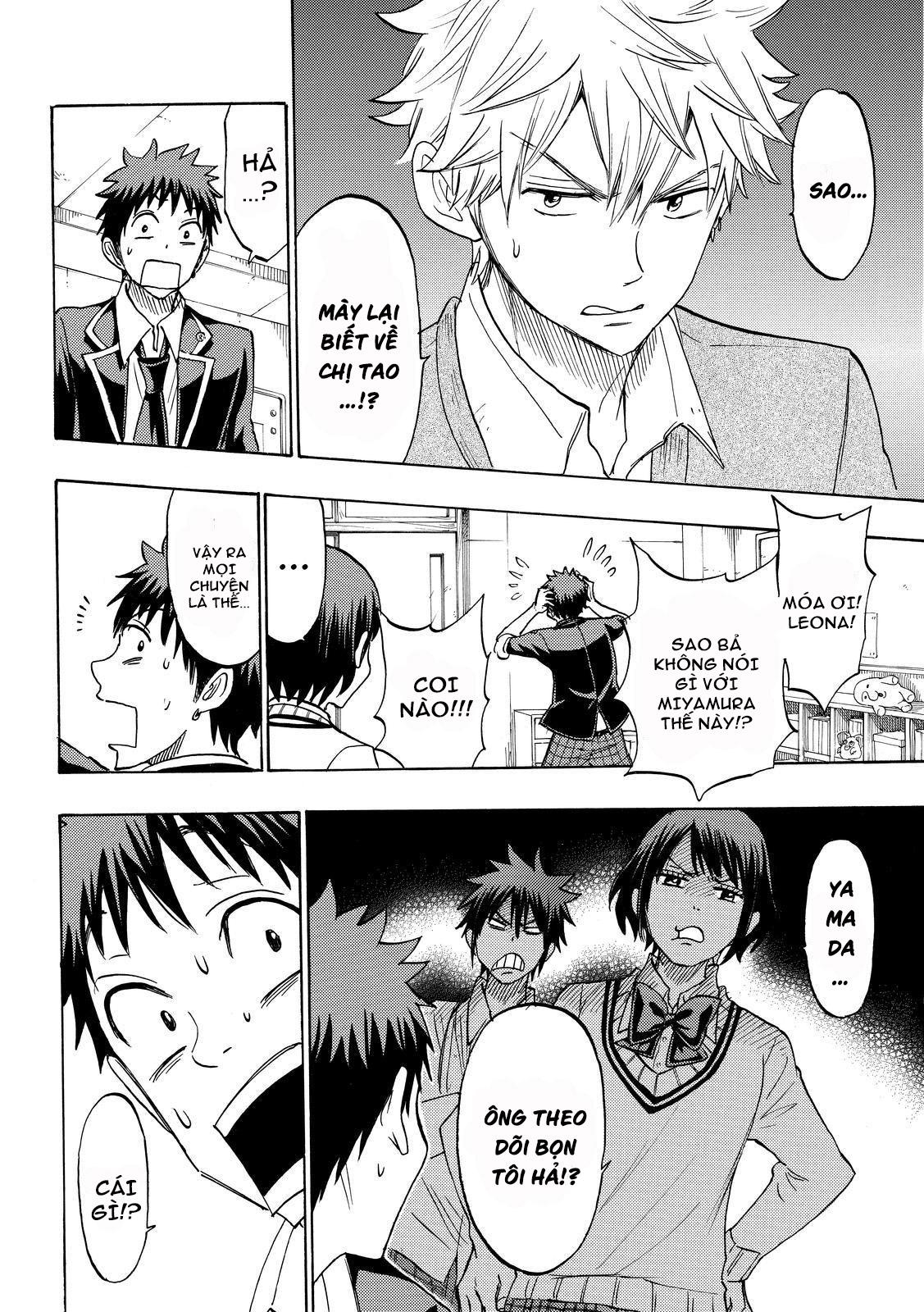 Yamada-kun to 7-nin no majo chap 173 Trang 8 - Mangak.info