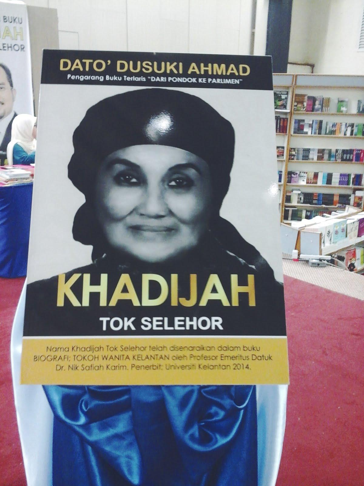 Beli Buku Khadijah Tok Selehor