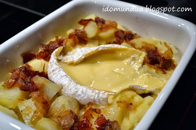 Camembert al horno