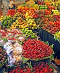 Colorido en los alimentos