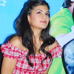 Jacqueline Fernandez Looks Beautiful In Cheked Shirt & Jeans