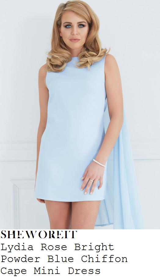 lydia-bright-baby-blue-sleeveless-sheer-cape-shift-mini-dress