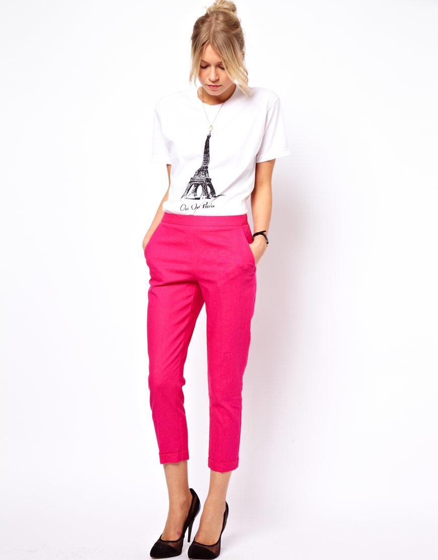 Tu estilo a diario te atreves con el fucsia for Combinacion de color rosa