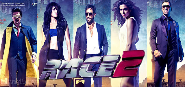 Race2 beautiful cover in hd