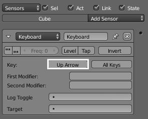 Sensors Keyboard