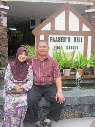 ibu dan ayah