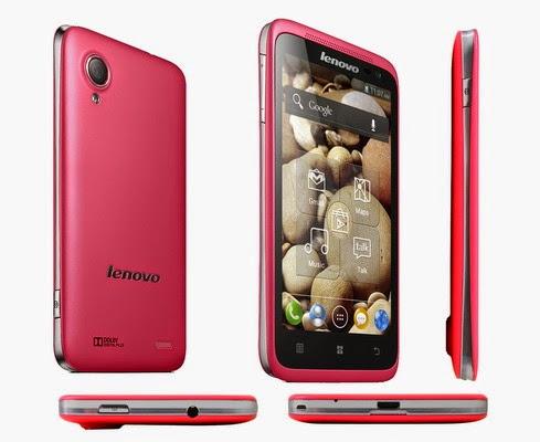 harga hp Lenovo S720