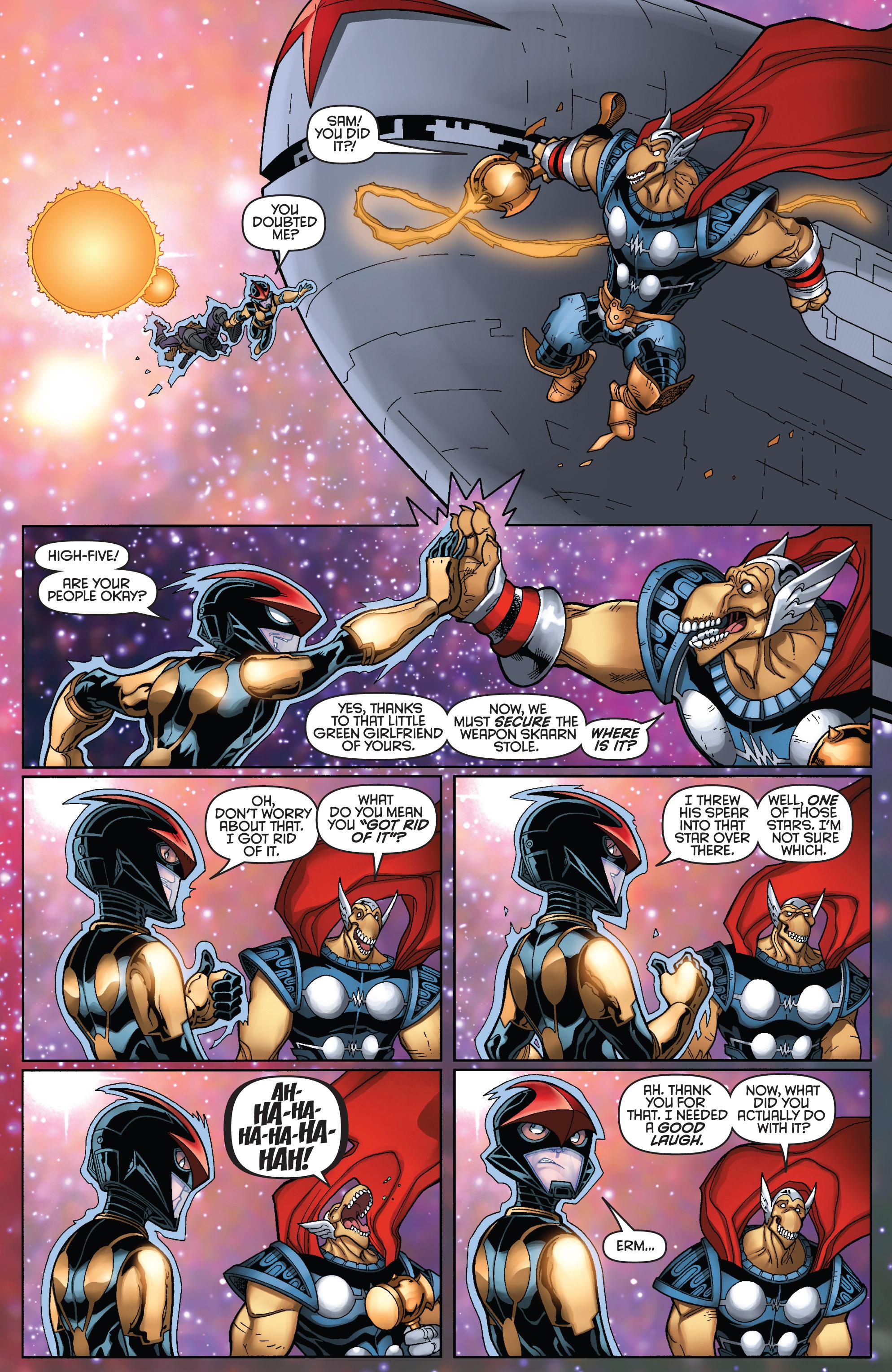 Nova (2013) - Chapter  16 | pic 11