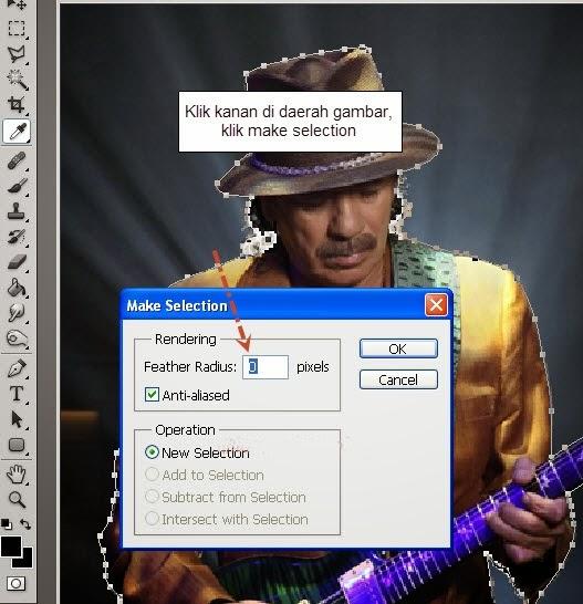 Cara Membuat Dan Mengedit Efek Silhouette Pada Foto Dengan Adobe Photoshop