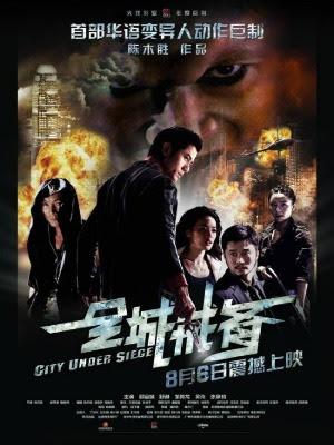 Toàn Thành Giới Bị Vietsub - City Under Siege (2010) Vietsub