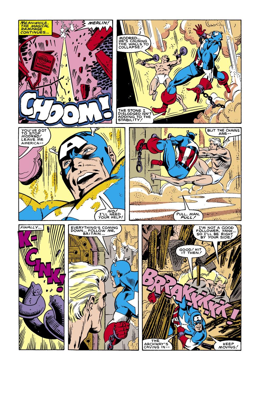 Captain America (1968) Issue #306 #234 - English 10