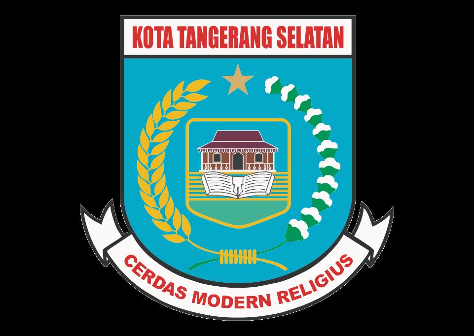 Download Logo Kota Tangerang Selatan Vector